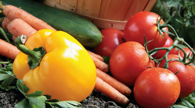 Five Good Reasons for Organic Gardening