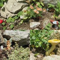 Fairy Garden Entry