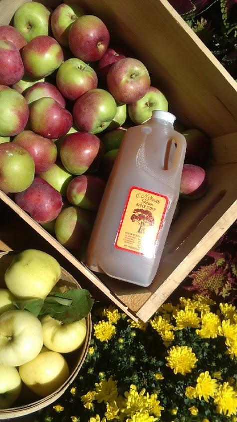 Apple cider Fall Festival